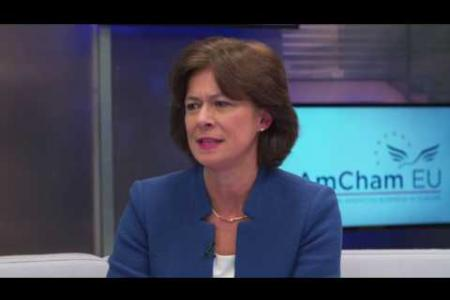 'Future of the Single Market'   Interview with Susan Danger