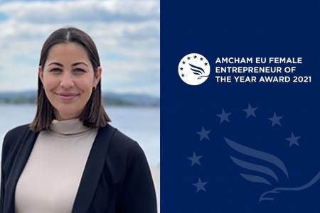 Female Entrepreneur Award 2021
