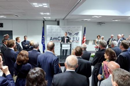 US Mission Welcome Reception